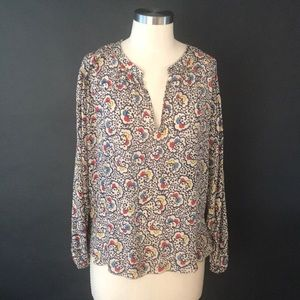 The Great size 2 100% silk blouse!